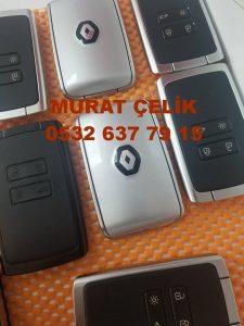 Renault megane 4 anahtar