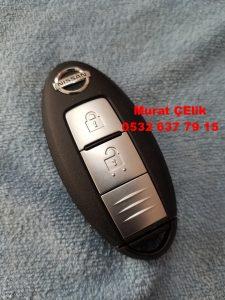 Nissan qashqai anahtar