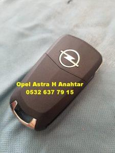 Opel astra h sustalı anahtar kabı