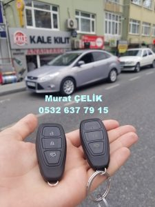 ford focus 3 smart anahtar