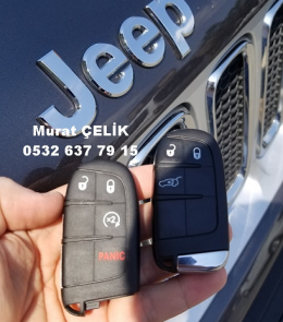 jeep renegade anahtar modeli