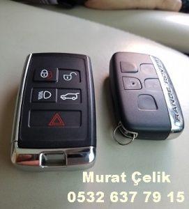 Range Rover Sport Anahtar Kabı görseli