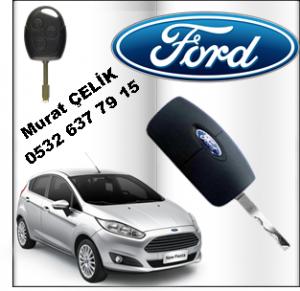 Ford fiesta yedek anahtar