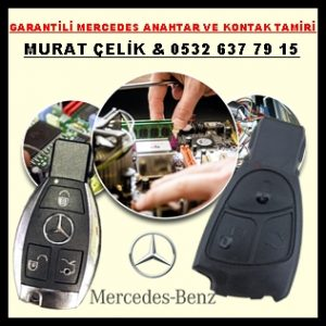 Mercedes kontak anahtar arızası
