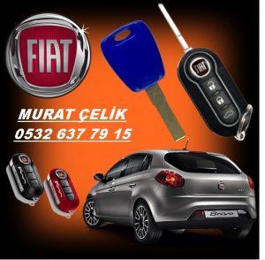 Fiat bravo anahtar