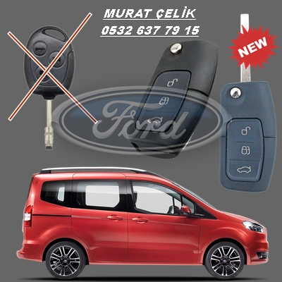 ford tourneo courier anahtar