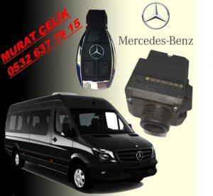 Mercedes sprinter anahtar
