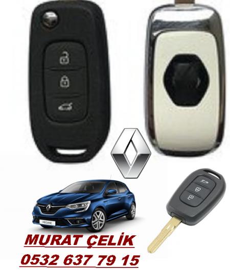 Renault megane 4 joy anahtar