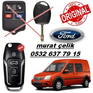 ford connect orjinal anahtar