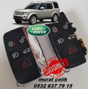 land rover discovery 4 anahta rkabı