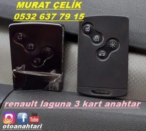 renault laguna 3 kart anahtar görseli