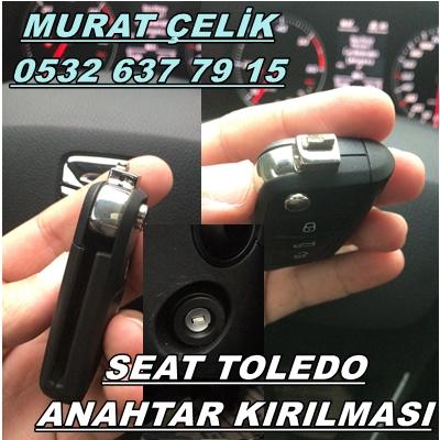 seat toledo anahtar kopyalama