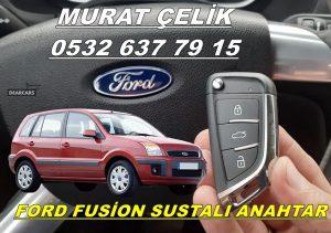 ford fusion sustalı anahtar dönüşümü