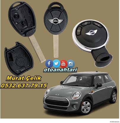 mini cooper araç anahtar fiyatı