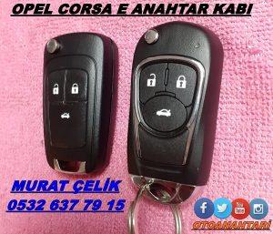opel corsa e anahtarı
