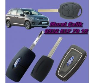ford c-max yedek anahtar