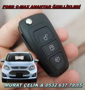 ford c-max anahtar fiyatı