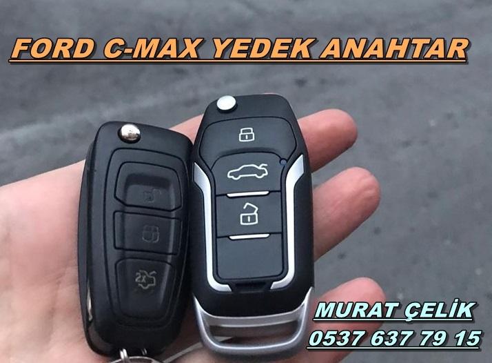 Ford C-max orjinal anahtar