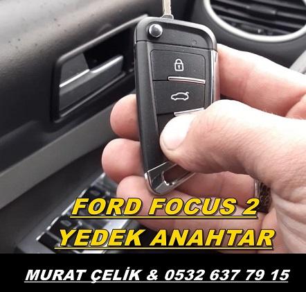 2011 model ford focus 2 yedek anahtar