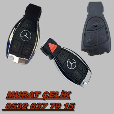 Mercedes sl 350 orjinal anahtar