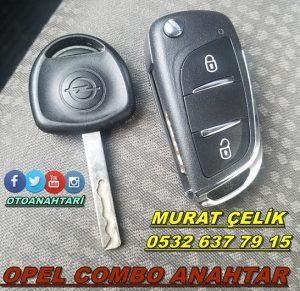 Opel Combo kontak anahtar