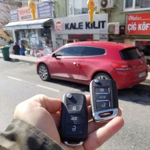 volkswagen scirocco anahtar fiyatı