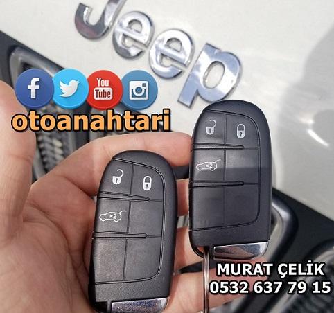 jeep compass anahtar fiyatı