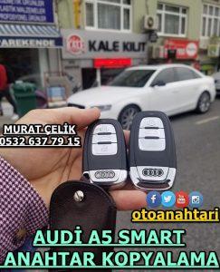 Audi a5 smart anahtar yapımı