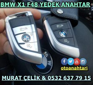 Bmw X1 F48 Yedek Anahtar