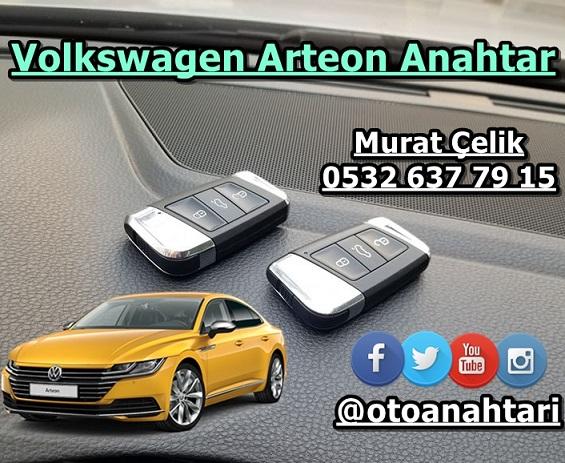 Volkswagen Arteon Smart Anahtar