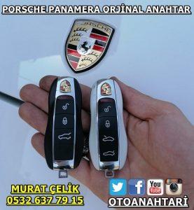 Porsche panamera anahtar fiyatı