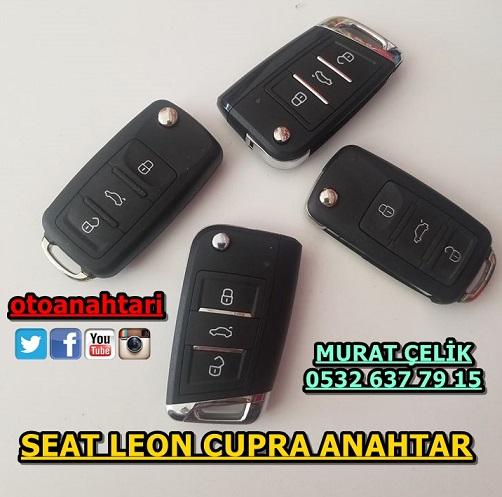 Seat Leon Cupra Anahtar Fiyatı
