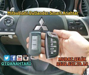 Mitsubishi Outlander Keyless Anahtar