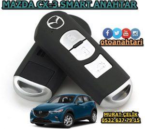 Mazda Cx-3 Anahtar