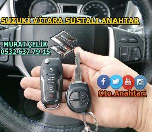 Suzuki vitara sustalı anahtar