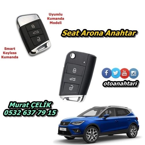 Seat`ın Arona anahtar modeli
